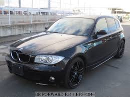 used series 1 bmw used 2005 bmw 1 series 118i gh uf18 for sale bf361046 be forward