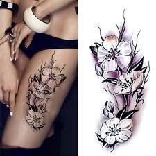 black temporary tattoos ebay