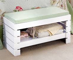Bench For Bathroom by Bathroom Bench Seat With Storage Storage Ideas