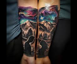 couples with mountains space sky best design ideas