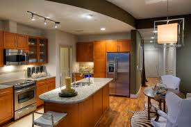 Maple Kitchen Island by Apartments Houston Small Apartment Image Modern Kitchen Set Maple