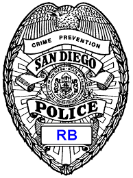 police badge coloring page glum me