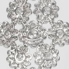 Tiffany Chandelier Tiffany And Co 4 15 Carat Diamond Platinum Dangle Chandelier