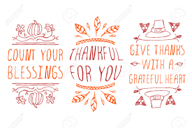 american thanksgiving thanksgiving elements hand sketched typographic elements on