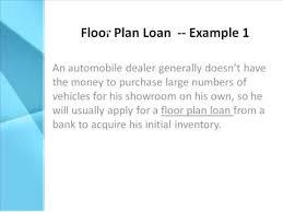 what is the floor plan floor plan loan definition what does floor plan loan mean youtube