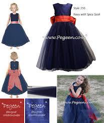 tulle flower dresses pegeen com flower dress company