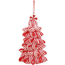 candy christmas tree ribbon candy christmas tree ornament 1182038 baubles n bling