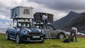 jeep compass tent mini countryman rooftop tent option revealed photos 1 of 3