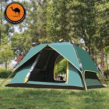 camel tents cctv genuine cooperation camel automatic outdoor tent cing
