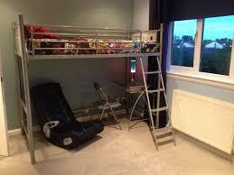 Ikea Full Loft Bed With Desk Desks Loft Bed With Desk Ikea Full Bunk Bed With Desk Loft Beds