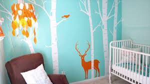 Modern Nursery Wall Decor Modern Wall Decals Baby Room Decor