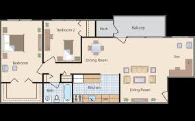 One Bedroom And A Den One Bedroom Apartment With Den Simply Home Design And Interior