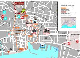 Palermo Italy Map by New Free Shuttle Bus In Palermo Sicily Holiday Com