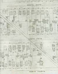 san jose library map hensley historic district maps