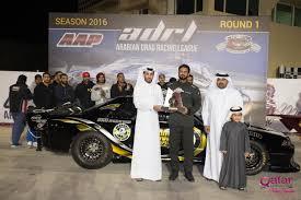 nissan skyline drag race round one of arabian drag racing league ends with a bang qatar