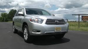 toyota highlander hybrid 2009 2009 toyota highlander hybrid limited