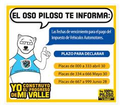 impuestos vehiculos valle 2016 gobernacion del valle impuestos vehiculos gobernacion del valle