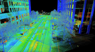 San Francisco On Map Bombarding San Francisco With Lasers To Create A Perfect 3 D Map