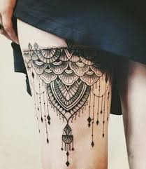 best 70 thigh tattoo designs and ideas for girls 2016