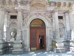 Three Story House by File Stern Palace A Three Story Eclectic House Gate Monument