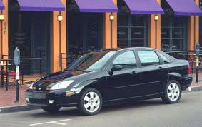 2001 ford focus information and photos zombiedrive