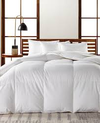 the seasons collection light warmth white goose down comforter hotel collection european white goose down medium weight comforters