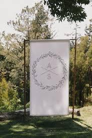 wedding backdrop monogram best 25 wedding chalkboard backdrop ideas on vintage