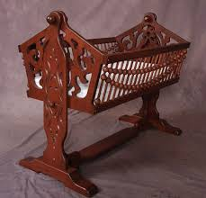 Oklahoma travel baby bed images Best 25 victorian cradles and bassinets ideas jpg