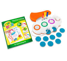 color wonder mess free light up stamper crayola