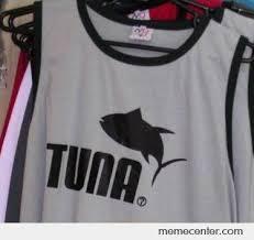 Puma Meme - not puma but tuna by ben meme center