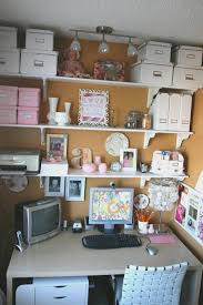 remodelaholic personal office crafting nook
