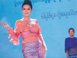 myanmar designers put twist on local fashion lifestyle