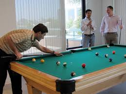 Minnesota Fats Pool Table Cbre Hubs And Kisses Bisnow
