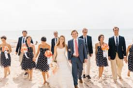 nautical weddings coral and navy nautical wedding junebug weddings