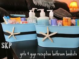 Wedding Guest Bathroom Basket The 25 Best Wedding Bathroom Baskets Ideas On Pinterest Wedding