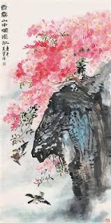 Flower And Bird - flower and bird by tang yilan on artnet