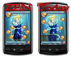 themes blackberry free download free dragon ball z theme for blackberry storm 9500 9530 ota download
