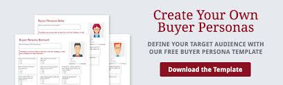 buyer personas what they are and why you need them definition
