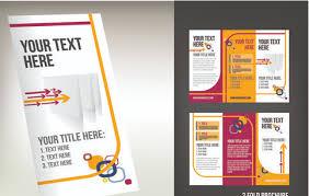 free tri fold business brochure templates tri fold brochure template free vector 13 919 free