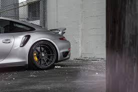 black porsche 911 turbo silver porsche 911 turbo s adv10 m v2 cs series centerlock