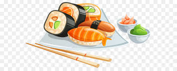 clipart cuisine sushi japanese cuisine clip sushi png clipart image png