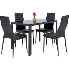 kitchen table furniture table chair sets amazon com