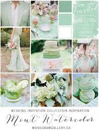 Mint Green Wedding Mint Green Wedding Invitations Archives Monogramgallery Ca