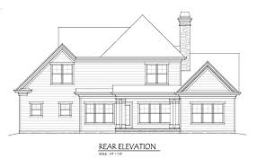 4 bedroom house plans 2 story 4 bedroom country cottage house plan by max fulbright designs