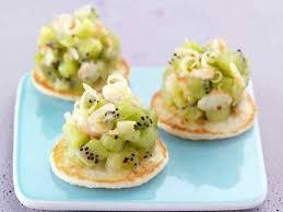 citronnelle cuisine tartare de kiwi de l adour et crevettes à la citronnelle