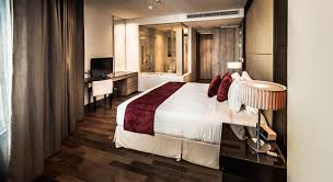 two bedrooms luxury two bedroom hotel suite akyra thonglor bangkok