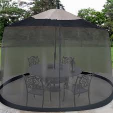 Outdoor Net Canopy by Mosquito Net Canopy For Outdoor Umbrella Best Home Decor Ideas