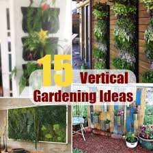 15 inspiring and creative vertical gardening ideas designs and