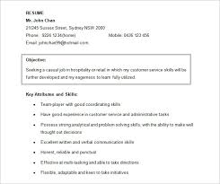 Hospitality Resume Sample by Hospitality Resume Professional Hospitality Resume Samples