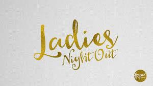 ladies night out hope church winter garden
